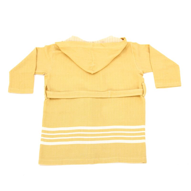 Ayza Bathrobe Yellow
