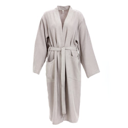 Ceman Cotton Bathrobe Beige