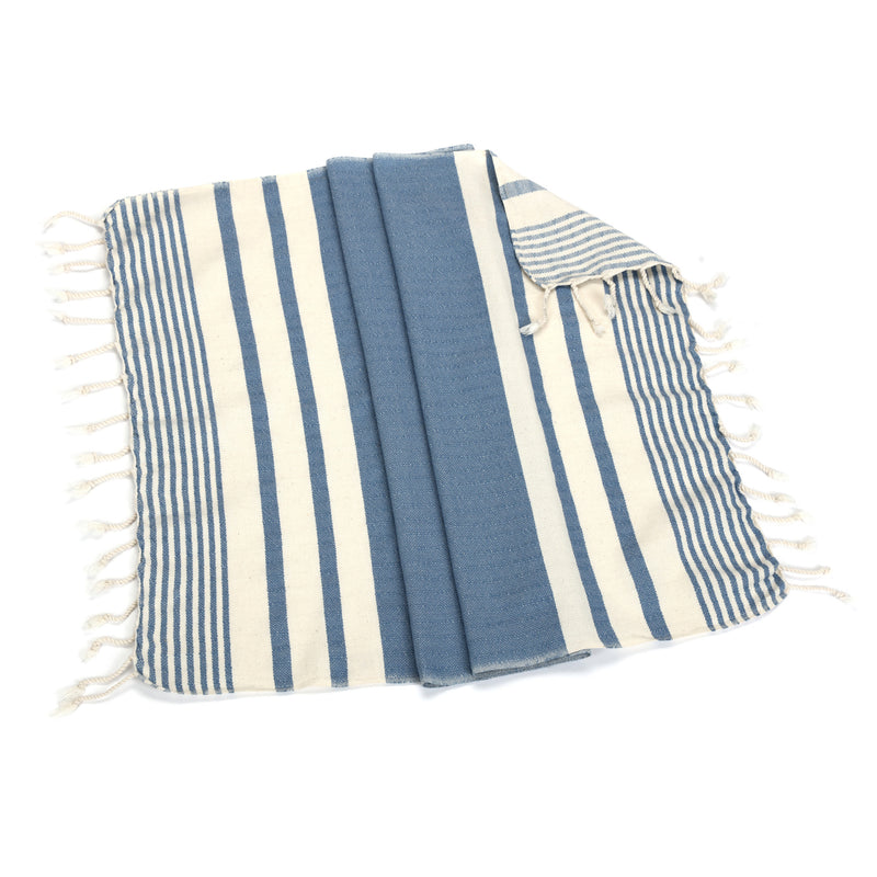Akasya Sky Blue Small Towel