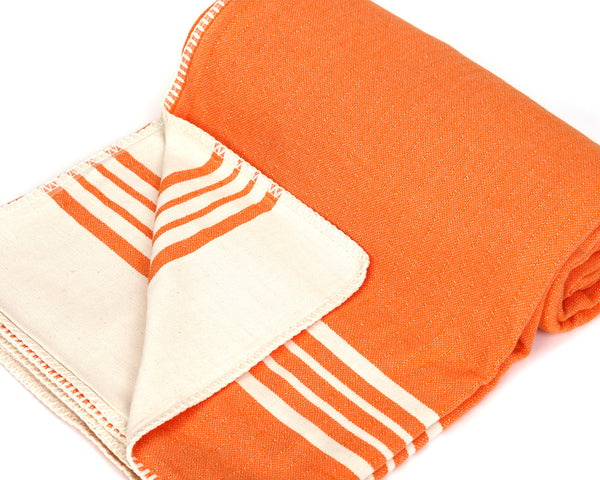 Hatun Blanket Orange
