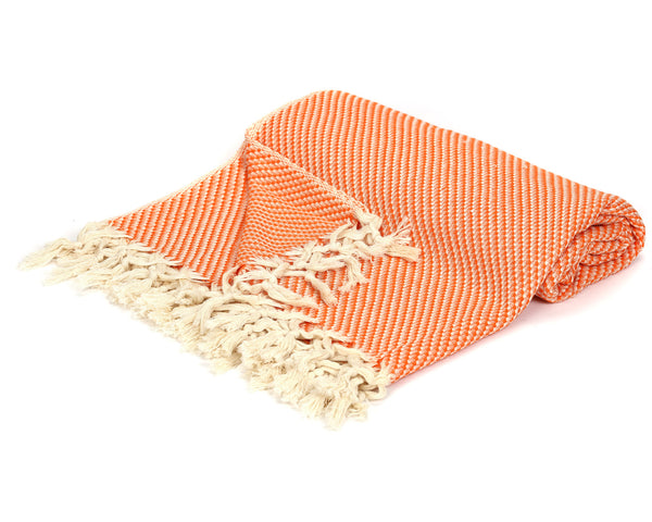 Petek Blanket Orange