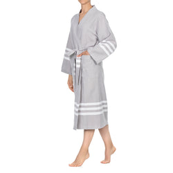 Layen Bathrobe A. Gray
