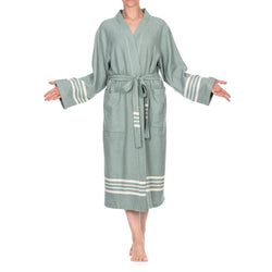 Azra Bathrobe C. Green