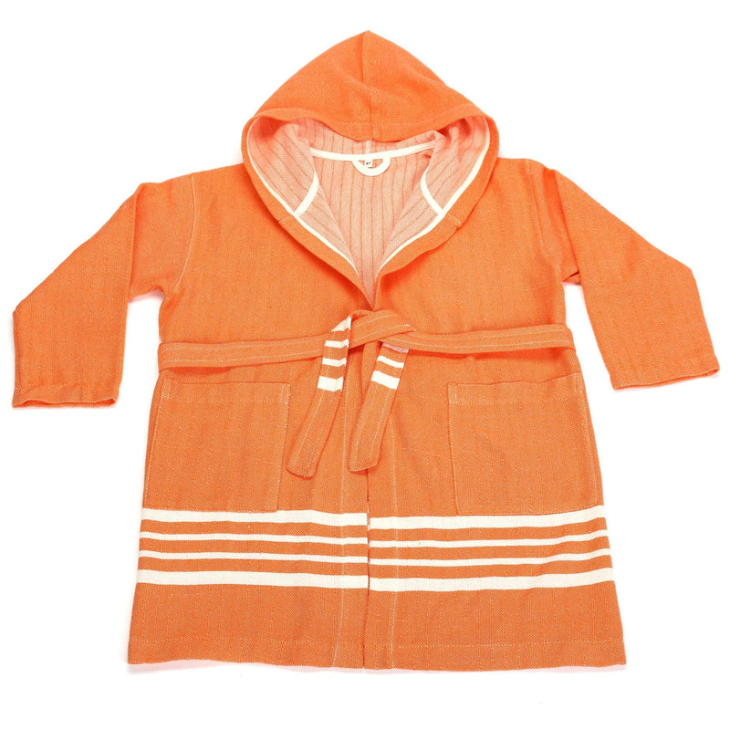 Ayza Bathrobe Orange