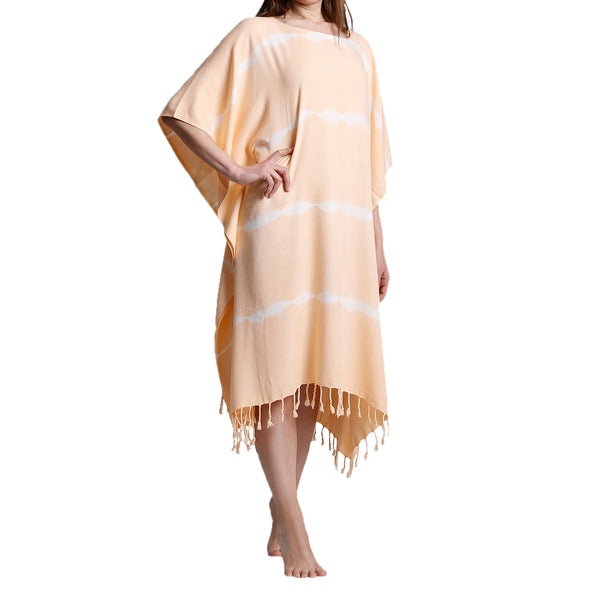 Cotton Beachwear Poncho