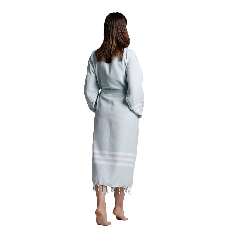 Layen Bathrobe Mint