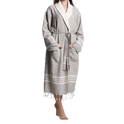 Turkish Cotton Bathrobe