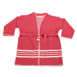 Kayra Bathrobe Fuchsia