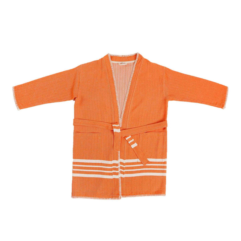 Kayra Bathrobe Orange