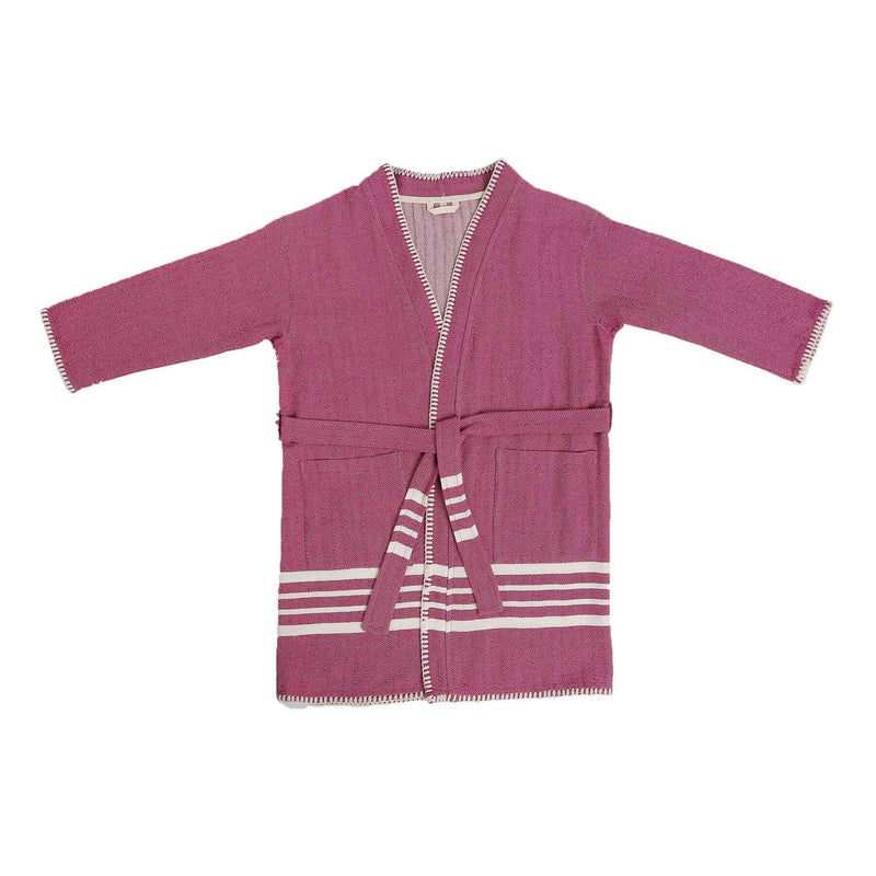 Kayra Bathrobe Purple