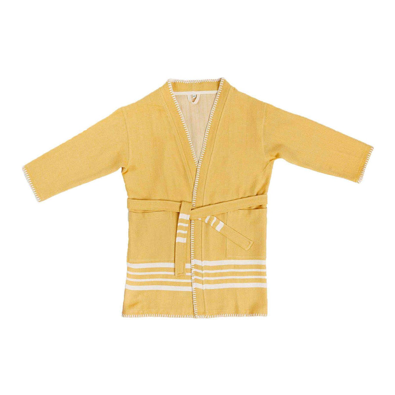 Kayra Bathrobe Yellow