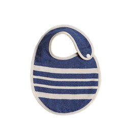 LAL Baby Apron Navy Blue