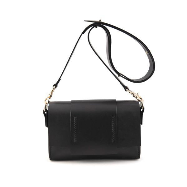 Mozza TRI Crossbody Bag Black