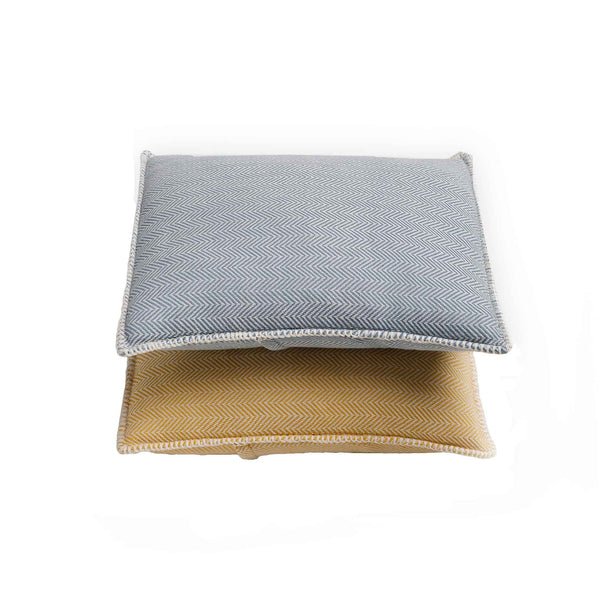 Leman Pillow Sky Blue