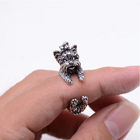 Hanging Dog Awareness Ring