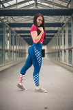 """Stars & Stripes"" V4 Full Length with pockets"