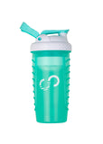 Shaker Bottle - 25oz. Teal