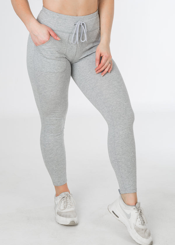 Sexy Joggers - Heather Gray