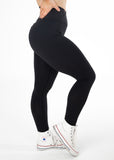 Squat-proof executive booty scrunch leggings with pockets from CNC.