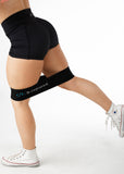 """Glute"" Band - HEAVY Tension - Be Empowered, Black"