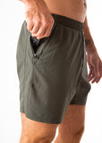 Men's Training Shorts -OD Green
