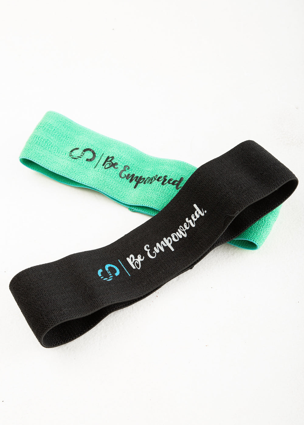 """Glute"" Band SET OF TWO - HEAVY & MEDIUM Tension"