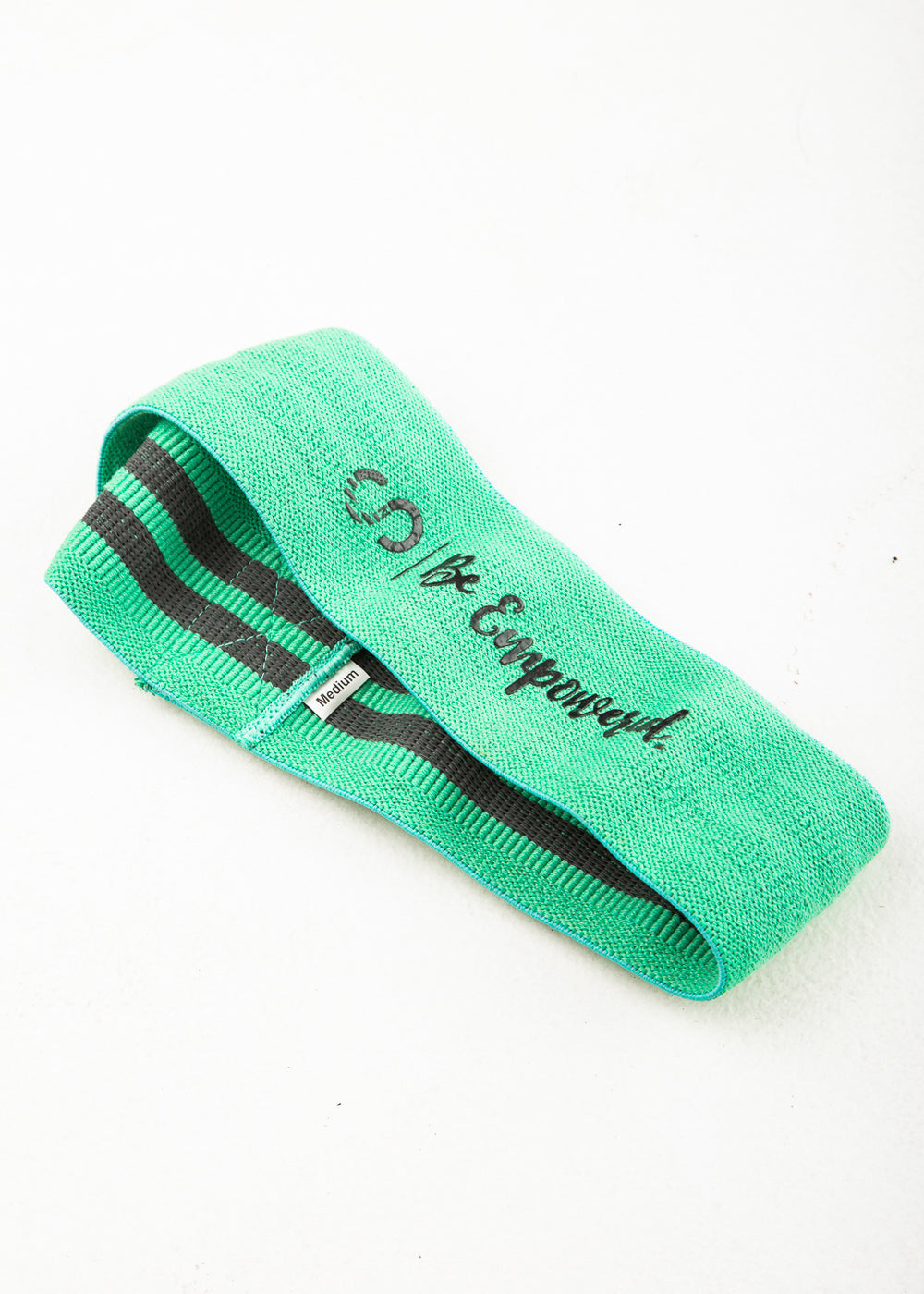 """Glute"" Band - MEDIUM Tension - Teal"