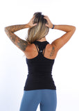 The Everyday Tank top - Black