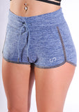 Lounge Shorts, Blueberry