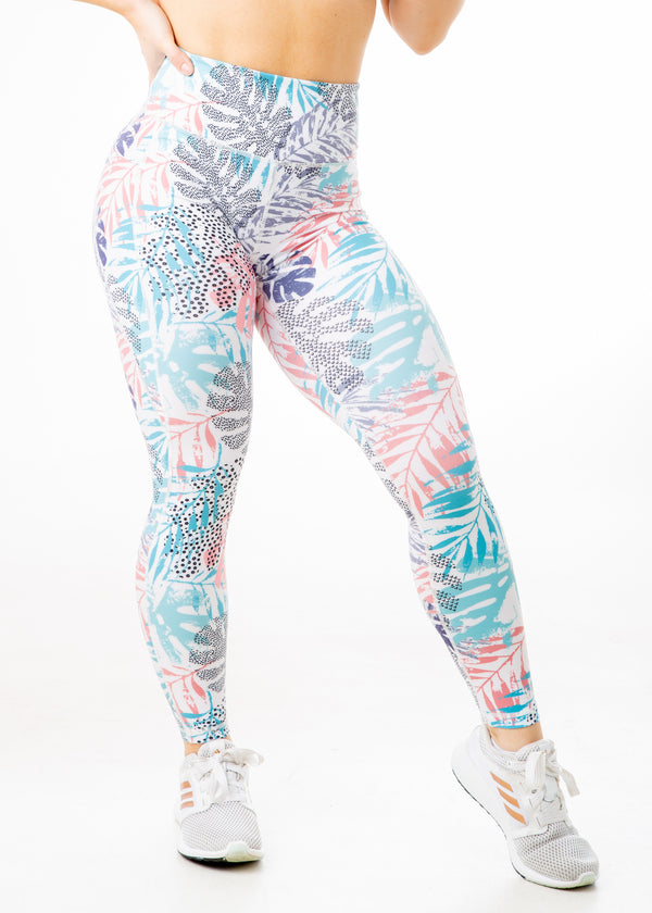 Tropics - V4 Leggings