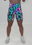 "Holographic Camo - 7"" Shorts"