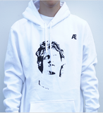 WHITE EMPEROR HOODIE