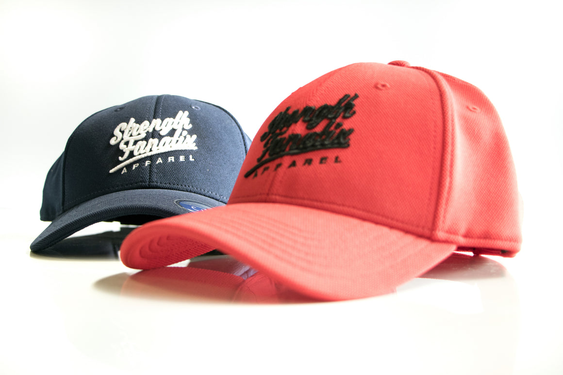 Strength Fanatix Baseball Caps