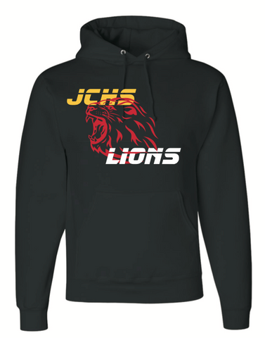 Black Pullover Hoodie - Class of 2022