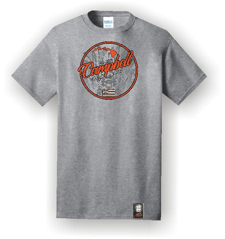 Short Sleeve T-Shirt-Unisex-Gray