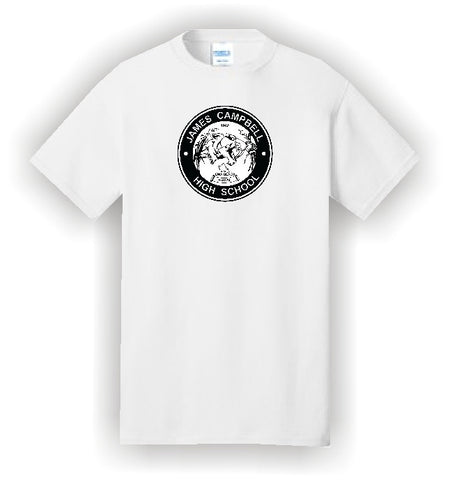 Short Sleeve T-Shirt White - Unisex