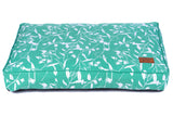 Dog Bed Cover - Eucalyptus