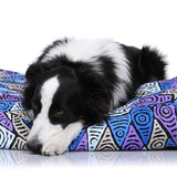 Rectangular Dog Bed - Salt Lakes (NEW)