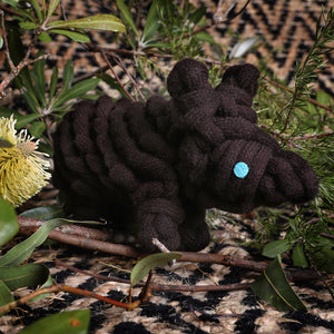 Outback Animal Toy - Wally The Wombat