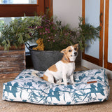 Rectangular Dog Bed - Kookaburras