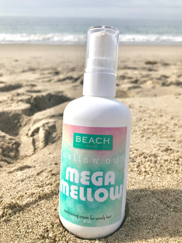 MEGA MELLOW- Mellow Out Conditioning Cream for Unruly Hair