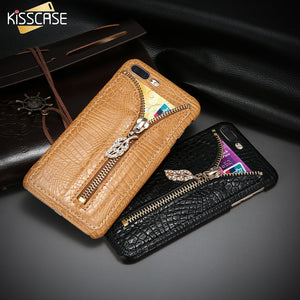 Kisscase Leaf Zipper Case - kisscase.net
