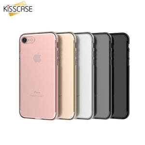 Kisscase Aluminum + Clear TPU Back Case - kisscase.net