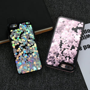 Kisscase Glitter Paillette Coque Hard Cover - kisscase.net