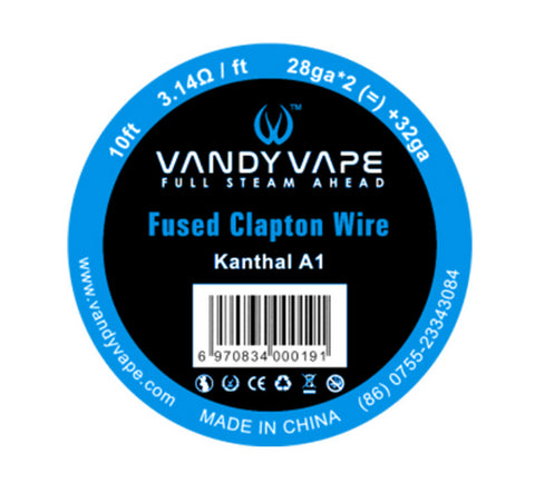 VandyVape Resistance Wire Fuse Clapton Kanthal Wire
