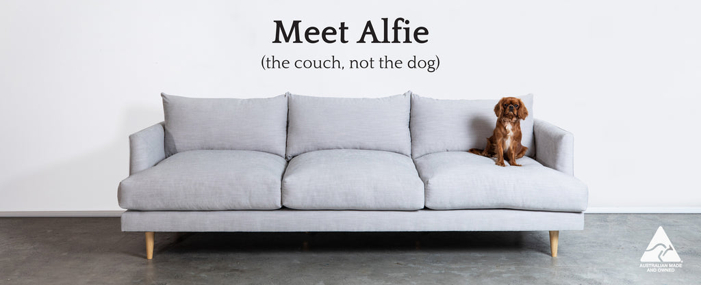 On Special: Alfie 3-Seater