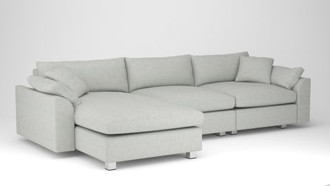 York Chaise Sofa