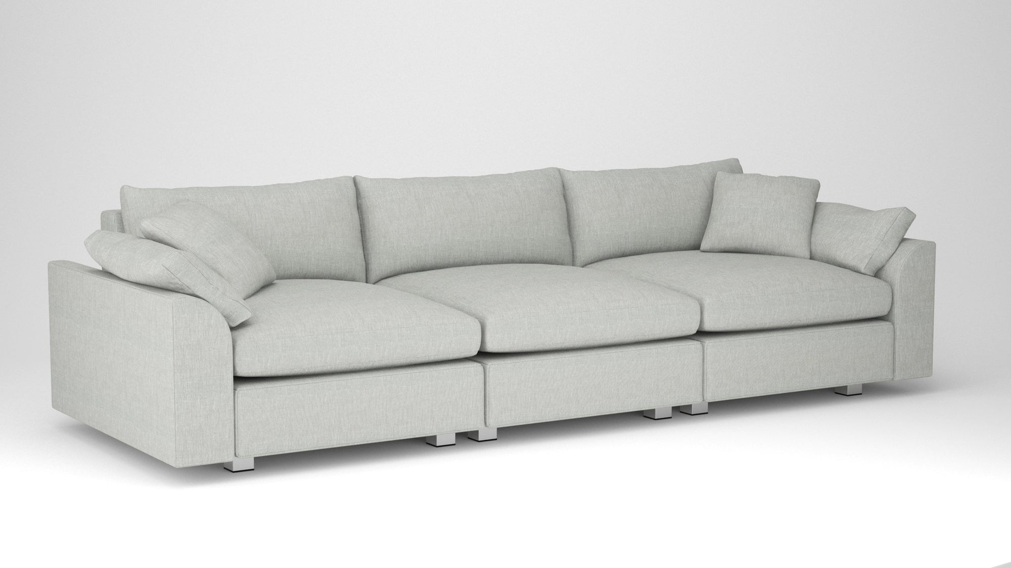 York 3-Seater Sofa