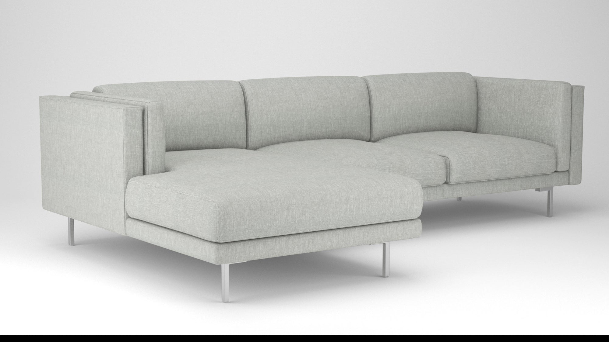 Lewis Chaise Sofa