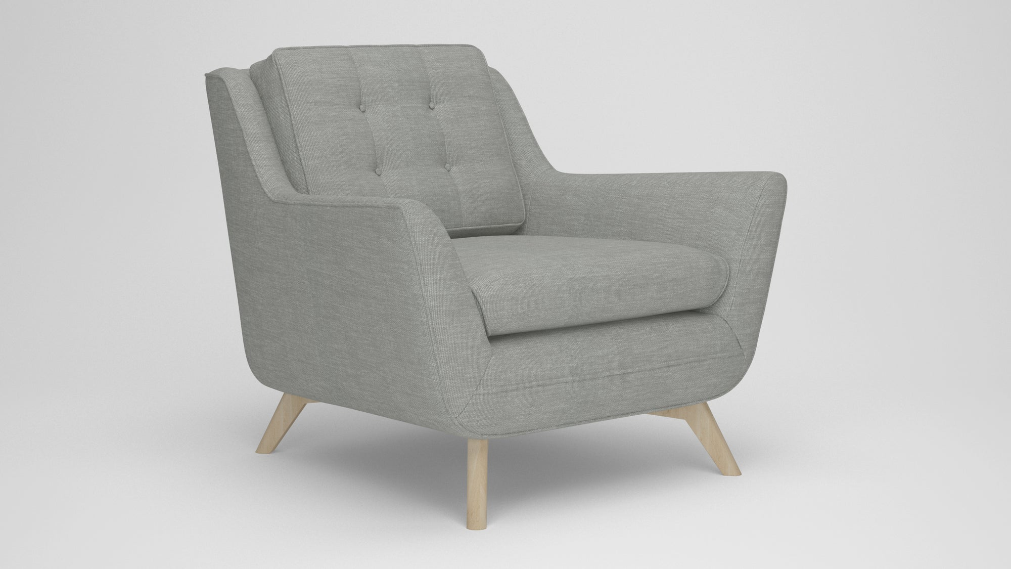Nelson 1-Seater Armchair